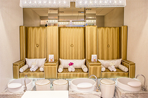 spa day as golden anniversary gift idea